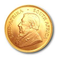 Krugerrand befektetési aranyérme 1 uncia