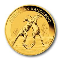 Kenguru befektetési aranyérme 1 uncia