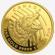 A Vadon Szava: Bömbölő Grizzly 1 unciás befektetési aranyérme