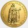 100 koronás magyar aranyérme 1908