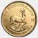 Krugerrand befektetési aranyérme 1/4 uncia