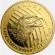 A Vadon szava: Arany Sas 1 unciás befektetési aranyérme .99999