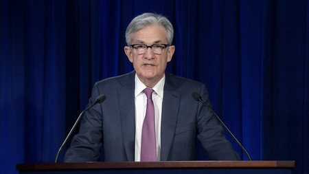Jerome Powell, a Fed elnöke