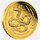 Kígyó éve 2013 befektetési aranyérme 1 uncia