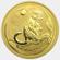 Majom éve 2016 befektetési aranyérme 1 uncia