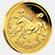 Ló éve 2014 befektetési aranyérme 1/2 uncia