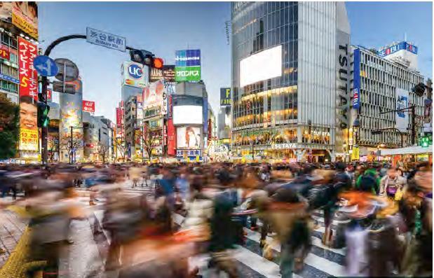 Nyüzsgés Japánban: ömlik az aranyba a pénz.