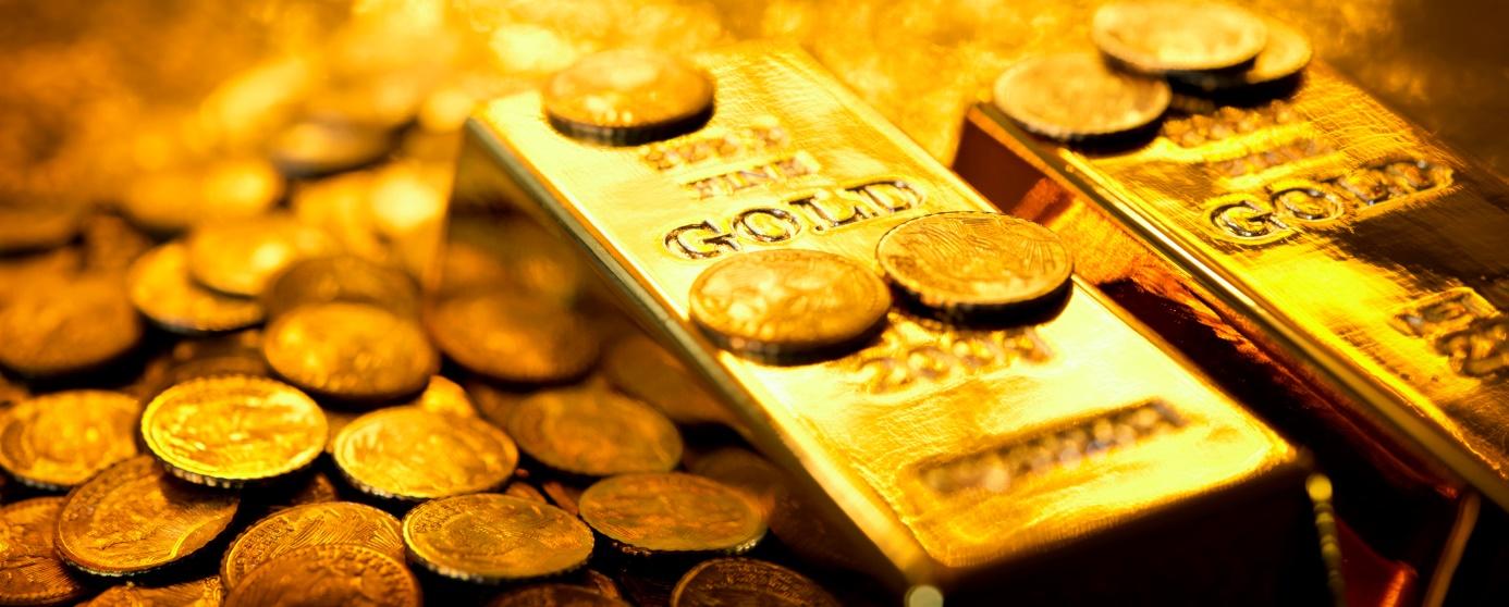 Az aranyérmék és aranyrudak iránti kereslet együtt nő a hozamukkal