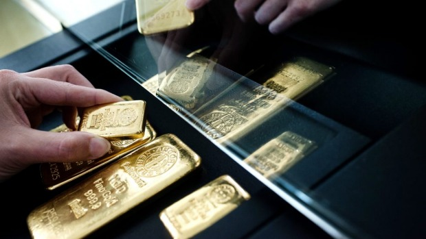 Befektetők vásárolnak aranyat a Brexitet követő bizonytalanság miatt.