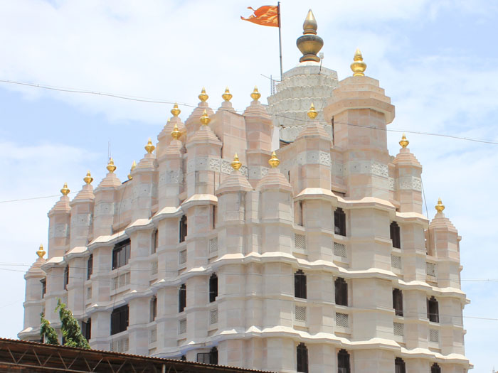 Forrás: Shree Siddhivinayak Temple, Conclude Zrt.