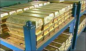 Aranyrudak előkészítése szállításra