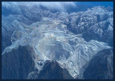 1. Grasberg, Pápua, Indonézia: 106,2 millió uncia; Forrás: goldminersreport.com, Conclude Zrt.