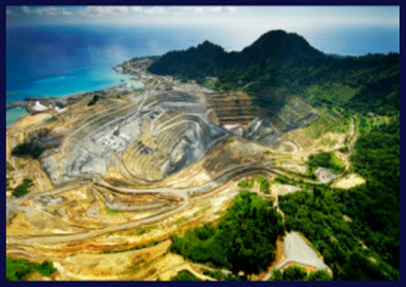 3. Lihir, Niolam sziget, Pápua Új-Guinea: 64,1 millió uncia; Forrás: goldminersreport.com, Conclude Zrt.