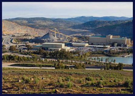 9. Cadia East, Új-Dél-Wales, Ausztrália: 37,6 millió uncia; Forrás: goldminersreport.com, Conclude Zrt.