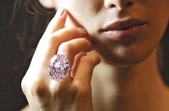 A világ legdrágább ékszere. Forrás: www.szabadfold.hu, Conclude Zrt.
