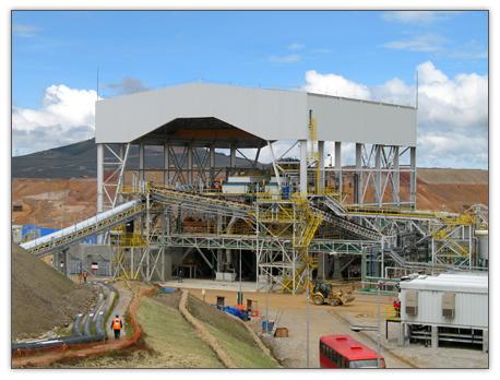 Dél-Amerika legnagyobb aranybányája  Yanacocha, Peru; Conclude Zrt.
