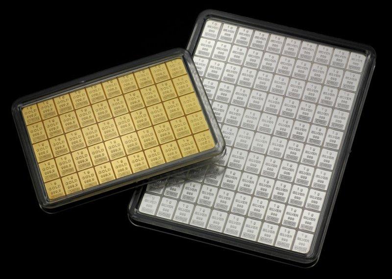 AranyTábla 50x1 gramm