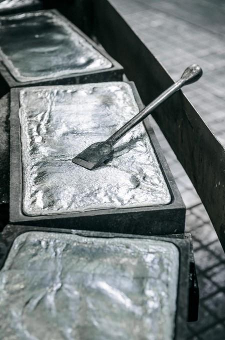 Ezüstrúd 1000 uncia (31103 gramm ) vámszabad területi tárolás