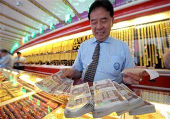 Ázsiában pörög az aranybiznisz. Forrás: bullionstreet.com, Conclude Zrt.