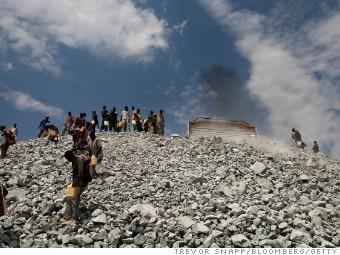 Az African Barrick Gold bányája Tanzániában. Forrás: Trevor Snapp/Bloomberg/Getty, Conclude Zrt.