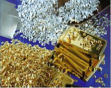 A Platina-csoport nemesfémei. Forrás: chematicgroup.com, Conclude Zrt.
