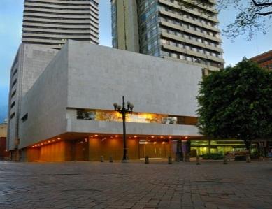A bogotai aranymúzeum. Forrás: megaconstrucciones.net. Conclude Zrt.
