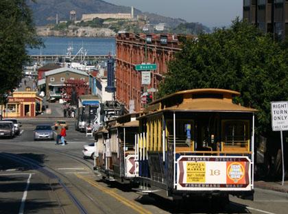 Utca San Franciscóban. Forrás: macmanuslab.ucsf.edu, Conclude Zrt.
