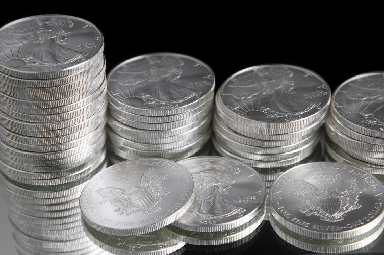 Amerikai ezüstsasok; Forrás: silverfixing.com, Conclude Zrt.