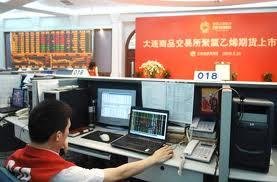 Nemesfém-kereskedés a sanghaji határidős tőzsdén. Forrás: www.bullionstreet.com, Conclude Zrt.