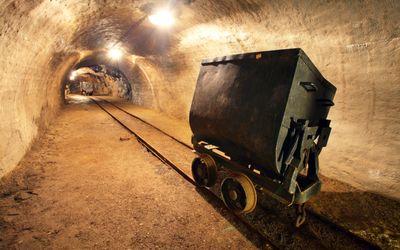 A Gold Fields szünetelő arany bányája. Forrás: alkymotra.co.za,, Conclude Zrt.