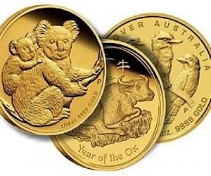 Forrás: Perth Mint, Conclude Zrt.