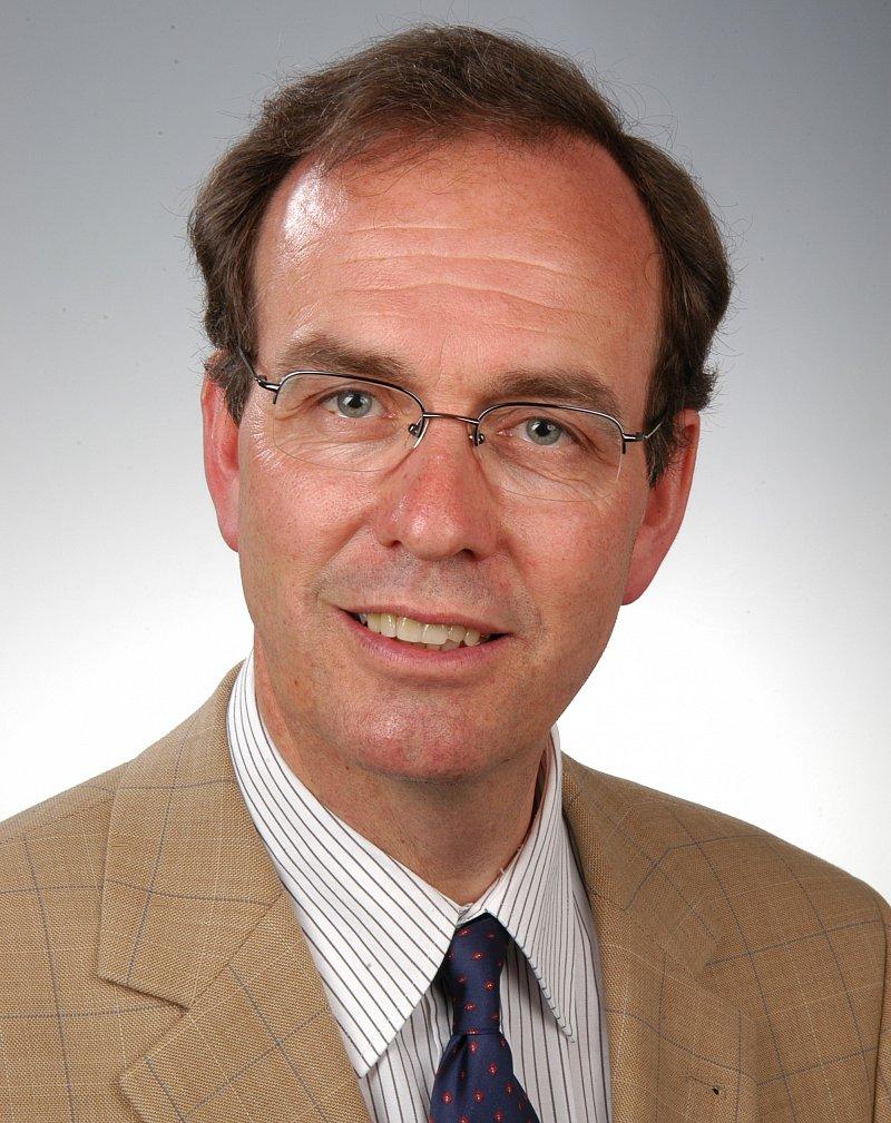 Dr. Ulrich Blum professzor, a hallei Luther Egyetem tanszékvezetője, az IWH igazgatója;Forrás: privatvagyonkezeles.hu; Conclude Zrt.