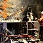 Munka a Huldra egyik bányájában. Forrás: Hudra, Conclude Zrt.