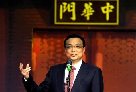 Li Ko-csiang kínai kormányfő. Forrás: www.kisalfold.hu, Conclude Zrt.