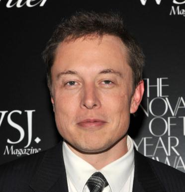 Elon Musk. Forrás: www.biography.com, Conclude Zrt.