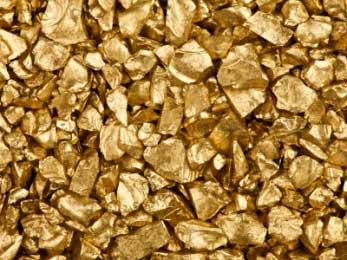Magas minőségű kibányászott aranyunciák. Forrás: www.proactiveinvestors.com, Conclude Zrt.
