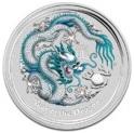 2012-es Sárkány Éve ANA kiadású ezüstérme; Conclude Zrt.