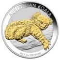 Limitált kiadású Koala ezüstérme; Conclude Zrt.