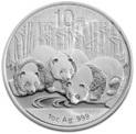 Kínai Panda ezüstérme; Conclude Zrt.
