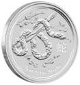 2013-as Kígyó Éve ezüstérme; Conclude Zrt.