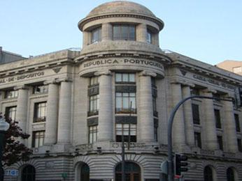A Bank of Portugal épülete. Forrás: www.vb.com, Conclude Zrt.