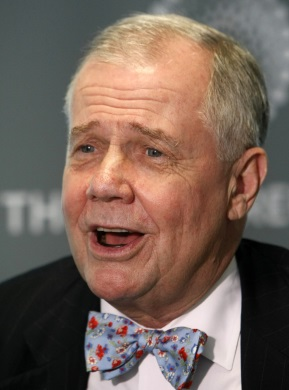 Jim Rogers. Forrás: dealbreaker.com, Conclude Zrt.