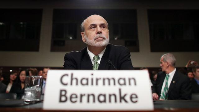Ben Bernanke, a FED elnöke. Forrás: abcnews.com, Conclude Zrt.
