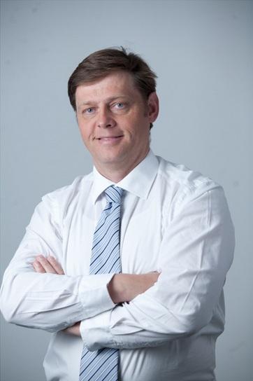 Juhász Gergely, a Conclude Befektetési Zrt. vezérigazgatója