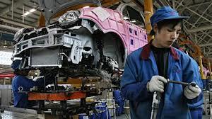Kínai autógyárban. Forrás: www.inautonews.com, Conclude Zrt.