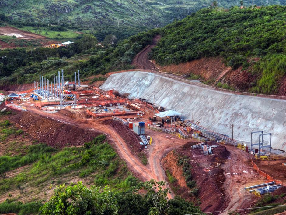 A Serra Pelada bánya Brazíliában. Forrás: www.vancouversun.com, Conclude Zrt.