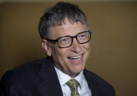 Bill Gates, 76 milliárd dollárral ismét a csúcson Forrás: www.forbes.com, Conclude Zrt.