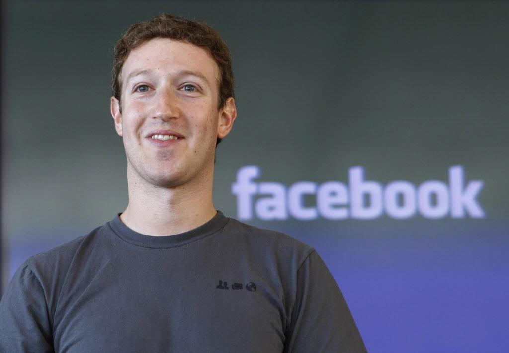 Mark Zuckerberg. Forrás: www.lifenews.com, Conclude.hu