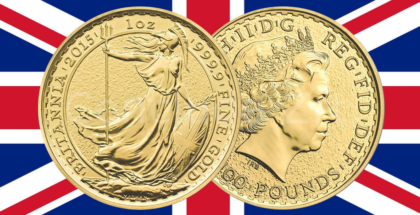 Britannia 1 unciás befektetési aranyérme, Conclude Zrt.