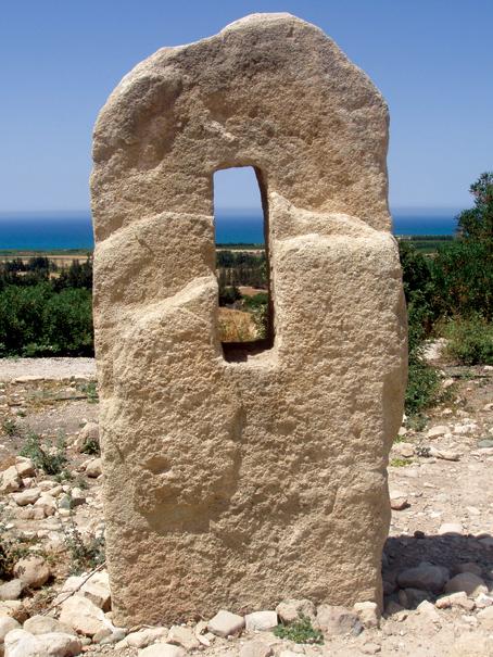 Aphrodité szentély Ciprus Forrás: juharizsuzsanna.blog.hu; Conclude Zrt.